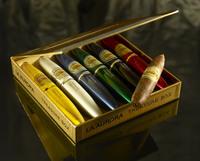 La Aurora 1903 Edition Treasure Box