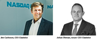 Johan Öhman wird neuer CEO bei Clavister
