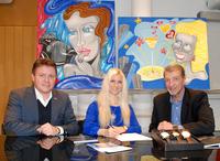 Tanja Playner ist die neue Markenbotschafterin von Pierre Thomas Manufaktur