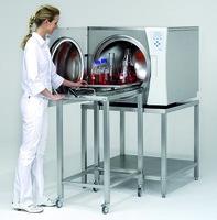 Sterilisation von Flüssigkeiten, Festkörpern und Abfällen
