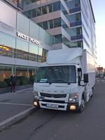 Distributionslogistik: Fraikin-Gruppe testet Elektro-Fahrzeug