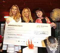 Neckermann Strom spendet für DKMS LIFE: Ökostromversorger unterstützt Hilfsprogramm für Krebspatientinnen