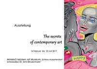 """MAMAG Modern Art Museum zeigt Ausstellung """"The secrets of contemporary art"""""""