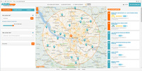 AZUBImap.de - die neue Ausbildungslandkarte für ganz Deutschland