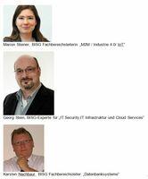 16. Cybersicherheitstag: Sicherheitslücke Datenbanken - und was man jetzt tun muss