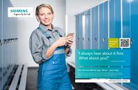 """""""News - your way"""": Bloom inszeniert SiemensWorld App"""