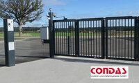 CONDAS - Führender Hersteller für Speedgates, Schnelllauftore und Falttore