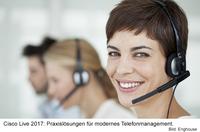 """Telefonmanagement: Andtek glänzt auf der """"Cisco Live"""""""
