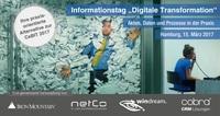 """Fit machen für die Zukunft am Informationstag """"Digitale Transformation"""