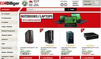 PCBilliger: Günstige Notebooks und Computer, trotz Inflation