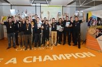 Meisterhaft: Junge Berufe-Champions überzeugen mit Top-Leistungen auf der didacta