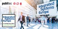 publitec  erfolgreich mit VIP-Touren auf der ISE 2017 in Amsterdam