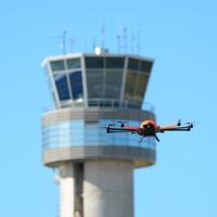 Drohneneinsätze an Flughäfen