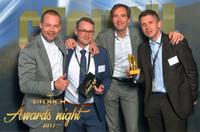 showimage Kindermann erhält Auszeichnung von CTOUCH