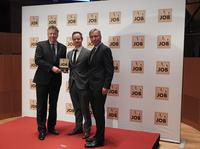 """showimage """"TOB JOB""""-Auszeichnung für Energiediscounter - eprimo als Arbeitgeber wieder Spitze"""
