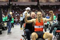 Matthias Schömann-Finck holt vierten Titel bei der Indoor-Rowing-WM