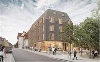 Neues Hotel in Ludwigsburg: Moderne und CO²-neutrale Holzbauweise
