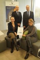 Bayerisches IT-Logistikcluster erhält Qualitätsnachweis