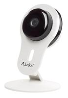 HD-IP-Kamera mit Bewegungserkennung, IR-Nachtsicht und microSD-Aufnahme