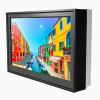 Samsung OM46D Großbild Outdoor Display 46 Zoll inklusive Schutzgehäuse