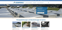 Kemper System geht mit neuer Website online