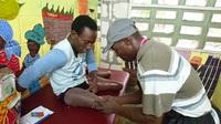 Werkstattleitung geht in haitianische Hände
