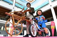 200 Jahre Fahrrad: Es startet mit dem Laufrad ...