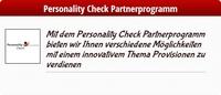 Mit Personality Check Online-Tool Geld verdienen