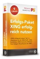 """Internet & Co: XING Erfolgs-Paket """"XING erfolgreich nutzen"""" bringt frischen Wind in den Markt"""