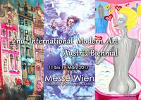 Kurator Heinz Playner präsentiert internationale Künstler in Wien
