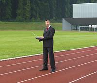 25 Millionen Deutsche sind Mitglied in einem Sportverein