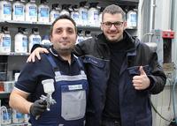 Hugo Pfohe Kompetenz bei der Autopflege