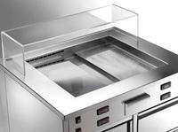 Twin-Tepp von Saro: Der Küchen-Hybrid mit Show-Effekt