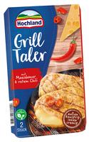 Cremig-lecker und voll im Trend: Die neuen Hochland Grill Taler