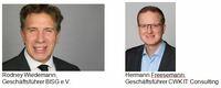 CWK IT Consulting mit Schwerpunkt Datenbanken im BISG