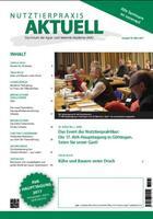 NUTZTIERPRAXIS AKTUELL(NPA) Nr. 56 der AVA frisch bei den Tierärzte-Abonnenten - für mehr Tiergesundheit