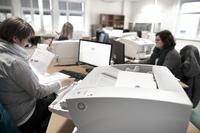 Effizienz und Kostensenkung durch digitales Zentrieren