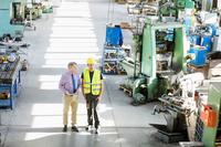 MES-Software: Vom Blech bis zum fertigen Produkt alles im Griff