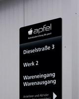 Werkserweiterung bei der Apfel GmbH