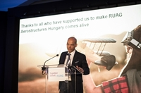 RUAG setzt mit neuem Werk in Ungarn Zeichen für Wachstum und internationale Zusammenarbeit