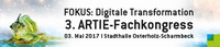 3. ARTIE-Fachkongress: Digitale Transfornation