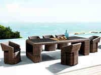 Große Rabatt-Aktion für exklusive Terrassenmöbel