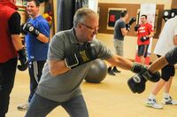 Sales Boxing: Schwabens Unternehmer steigen in den Ring