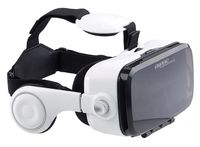 auvisio Virtual-Reality-Brille mit Headset