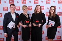 Fire Protection Solutions Group ist TOP Arbeitgeber 2017 - erneute Zertifizierung als Top Employers Deutschland