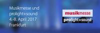 Synthax zeigt Neuheiten auf der Musikmesse / Prolight + Sound 2017: Ferrofish und FBT präsentieren zahlreiche Produkt-Highlights