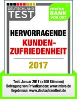 Rüsselsheimer Volksbank erhält Auszeichnung