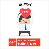 M-Files zeigt die Zukunft von ECM auf der CeBIT