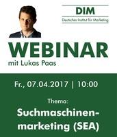 Suchmaschinenmarketing - Deutsches Institut für Marketing