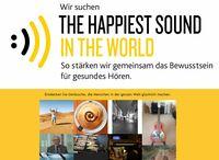 Cochlear findet den Happiest Sound der Welt